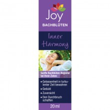 Joy Bach Flowers Inner Harmony
