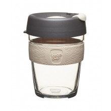 KeepCup Brew Chai – Reusable Cup made of Glass for Coffee & Espresso