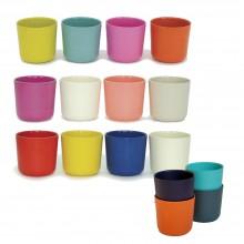 BIOBU BAMBINO Kids Bamboo Cups, Pack of 4