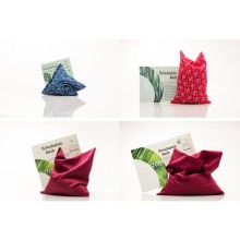 Cherry Stone Bag Heat Pack & Cold Compress from Weltecke