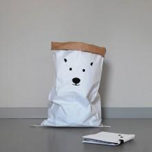 Paper Bag Polar Bear – Limited Edition