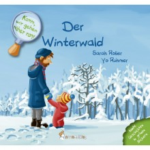 Let's get closer: The Winter Forest in German