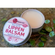 Rose-Vanilla Vegan Salve Lip Balm