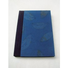 """Diary / notebook """"Love the Leaf"""", cased"""