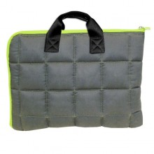 "Notebook & MacBook Bag made of recycled polyester 13""-14"""