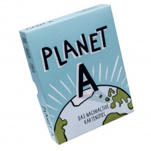 Planet A – The sustainable card game
