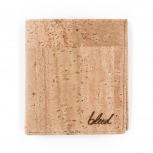 Wallet made from cork by bleed