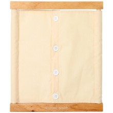 Montessori Large Buttoning Dressing Frame