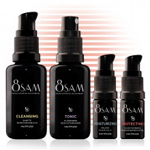 8SAM Travel Kit Mild Protecting – Care Set No6 for Face Skin