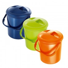 Bella Bambina Nappy Pail in various colours