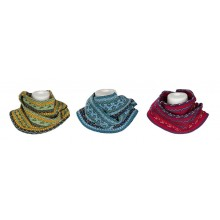 Round Scarf Thea from pure Merino-Wool