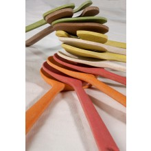 Sal Ed Salad Cutlery in different colours – raw earth collection