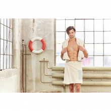 Men Sauna Kilt Classic Natural