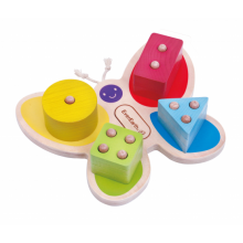 EverEarth Butterfly Stacking Toy