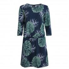 Summer Dress with floral pattern – Organic Cotton – billbillundbill