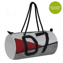Sports and Travel Bag »Sail Boat 07« – customizable