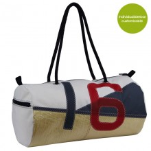 Sports and Travel Bag »Sail Boat 16« – customizable