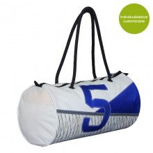 Sports and Weekend Bag »Sail Boat 5« – customizable
