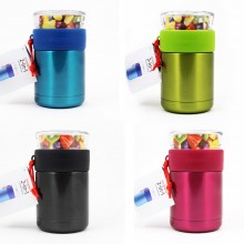 Goodbyn 2-in-1 Insulated Food Jar in different colours