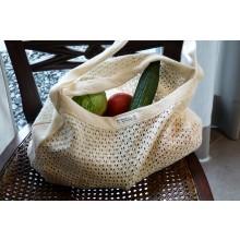 Re-Sack Shopping Mesh Bag GOTS cotton