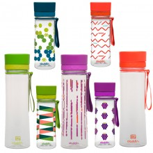 Aveo Water Bottle 0.35 L & 0.6 L in various colours by aladdin