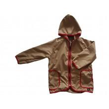 Organic Children's Anorak All-Weather Jacket made of Eta-Proof Organic Cotton
