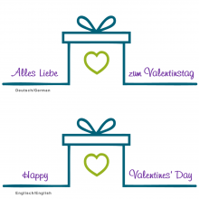 Greenpicks Print at Home Gift Card via e-mail from 20€ – Valentine's Day