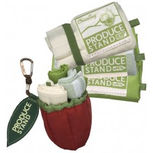 Reusable Produce Bags – Produce Stand Complete Starter Kit – Pack of 3