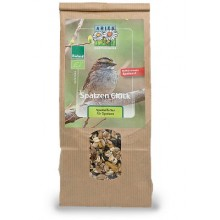 Organic Birdfeed Lucky Sparrow by ARIES