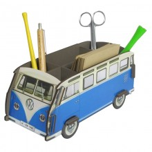 Pencil Box and Organizer VW T1Samba in various colours