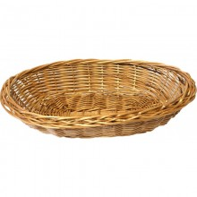 Willow Basket, oval, from Biodora