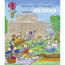 Discover the German Town Wiesbaden - Children's Picture Book