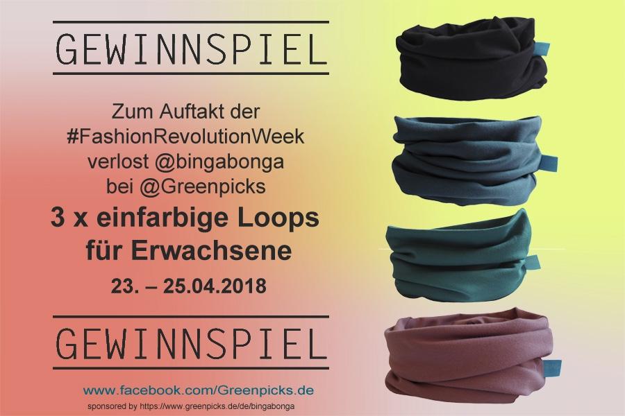 Gewinnspiel zur Fashion Revolution Week 2018
