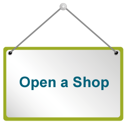 Open a shop