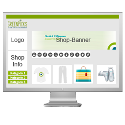 Establish your store