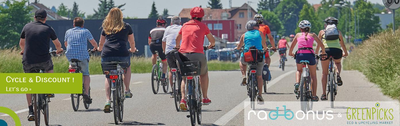Radbonus Cycle Bonus