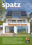 """2016/1 Der Spatz zum Thema """"Upcycling"""""""