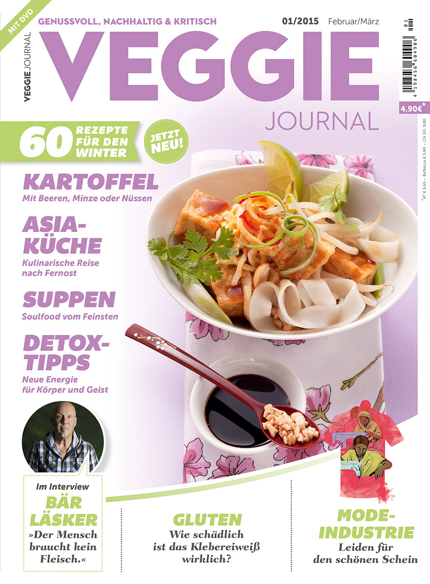 Veggie Journal 1/2015