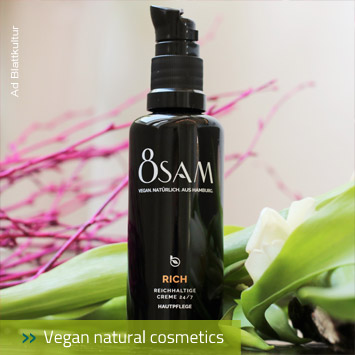 8SAM vegan natural cosmetics