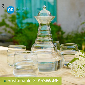 Natures Design - lead-free glass